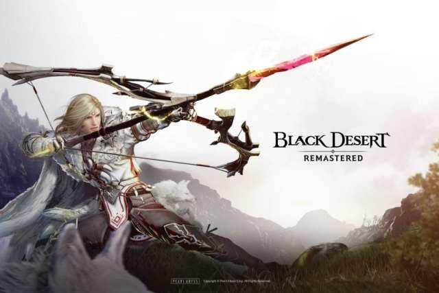 Agora é possível trocar de arma no Black Desert Online