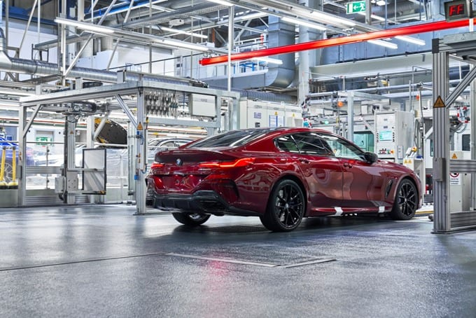 BMW Série 8 Gran Coupé 04