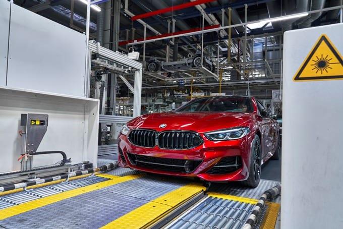 BMW Série 8 Gran Coupé 05