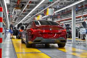 BMW Série 8 Gran Coupé 07