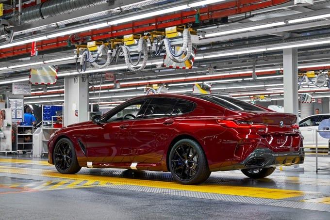 BMW Série 8 Gran Coupé 08