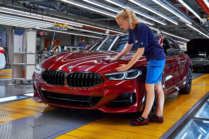 BMW Série 8 Gran Coupé 10