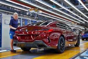 BMW Série 8 Gran Coupé 11