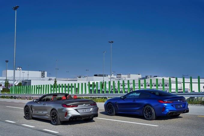 BMW Série 8 M8 Competition Coupé e M8 Competition Convertible 30