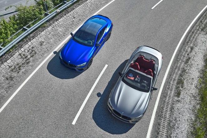 BMW Série 8 M8 Competition Coupé e M8 Competition Convertible 33