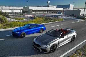 BMW Série 8 M8 Competition Coupé e M8 Competition Convertible 34