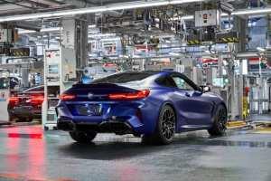 BMW Série 8 M8 Competition Coupé 36