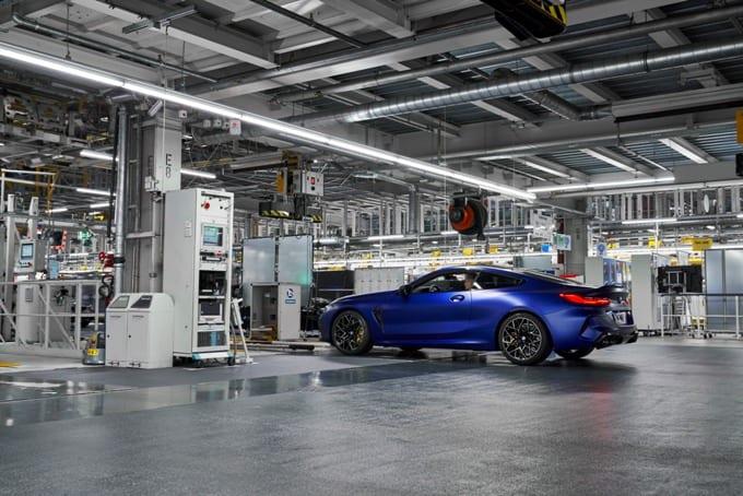 BMW Série 8 M8 Competition Coupé 37