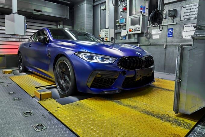 BMW Série 8 M8 Competition Coupé 41
