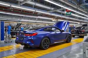BMW Série 8 M8 Competition Coupé 43