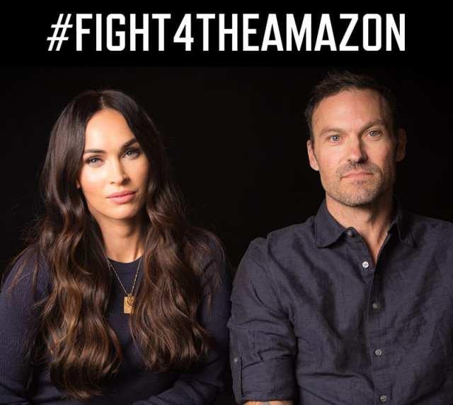 PUBG MOBILE se une a Megan Fox e Brian Austin Green em prol da preservação da Floresta Amazônica