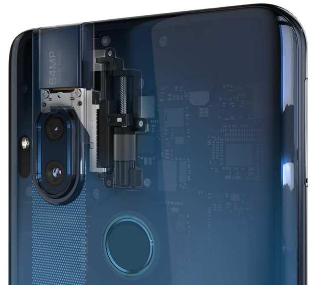 Motorola anuncia mais um integrante da familia one: O hyper