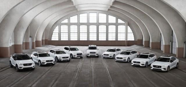Volvo Car Brasil chega à segunda posição no segmento Premium