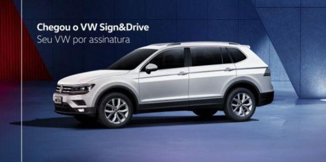 Volkswagen lança serviço de carro por assinatura no Brasil