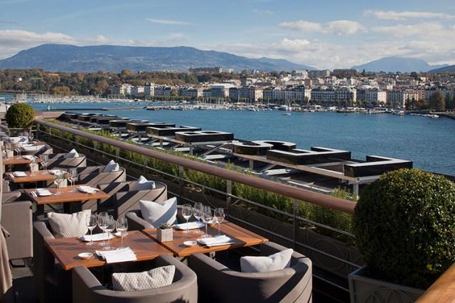 Suíça abre para brasileiros e Hotel des Bergues apresenta experiências para o verão europeu 2021