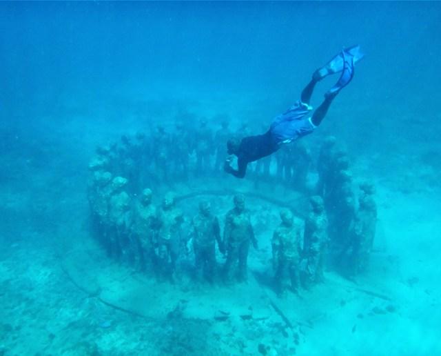 Conheça os 8 melhores museus subaquáticos do mundo