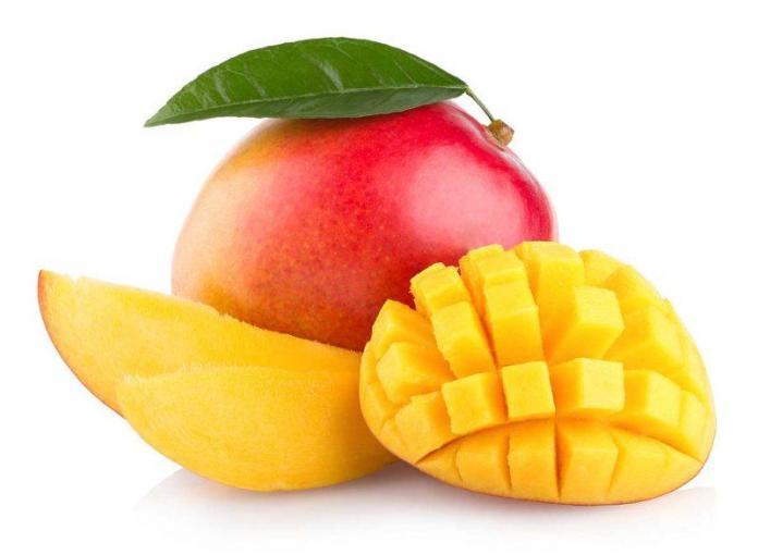 propiedades del mango Beneficios del mango