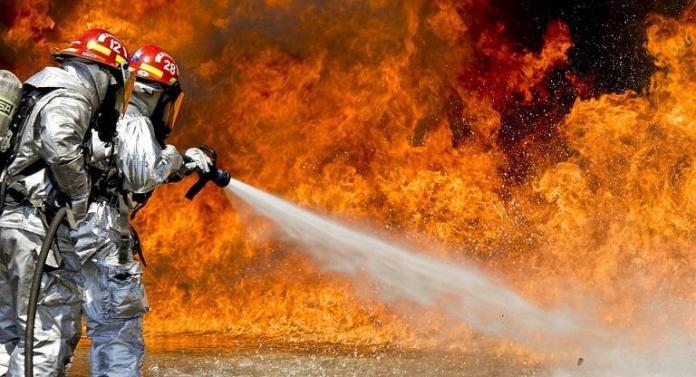 Alarma de cáncer en las estaciones de bomberos