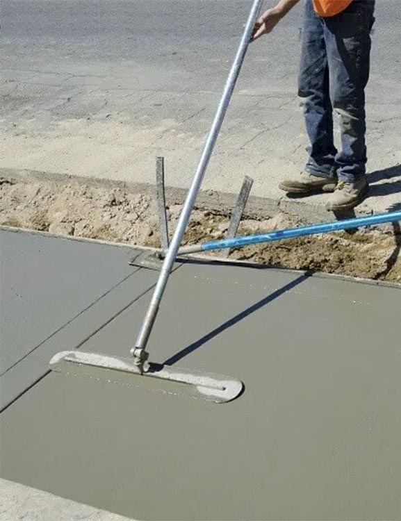 VIDAN Roofing and Contracting Concrete Expertise