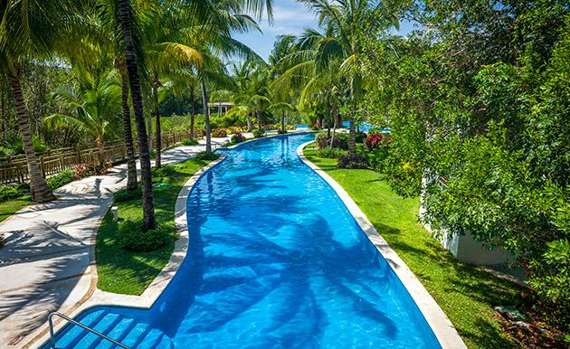 Map Mexico Vida Resorts