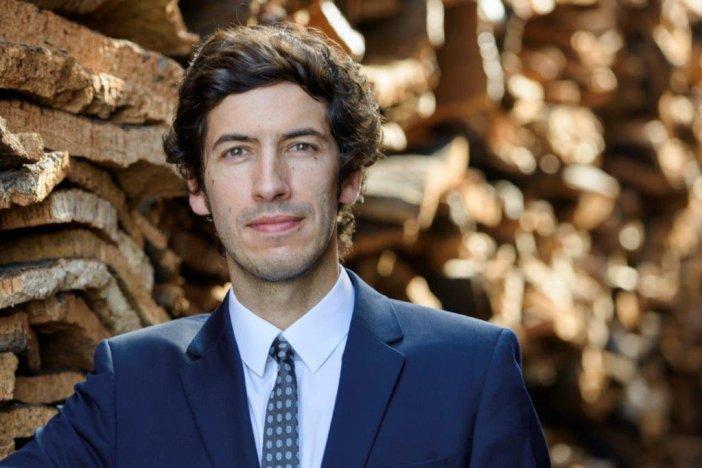 João Rui Ferreira, Presidente da Associação Portuguesa da Cortiça (APCOR)