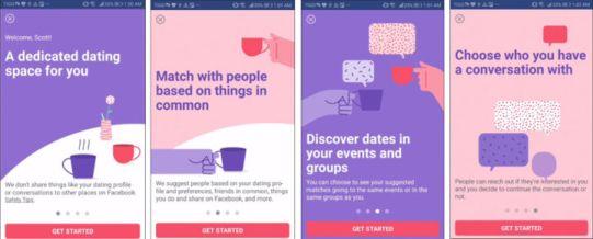 Image result for facebook dating