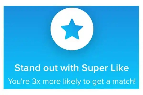 "What's A ""Super Like"" & When Should I Use Them On Tinder?"