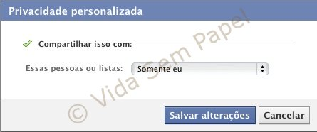 Facebook - Linha do Tempo 10