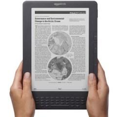 Como navegar na Internet usando o Kindle