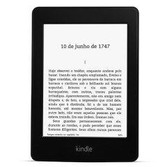 Kindle Paperwhite começa a ser vendido no Brasil