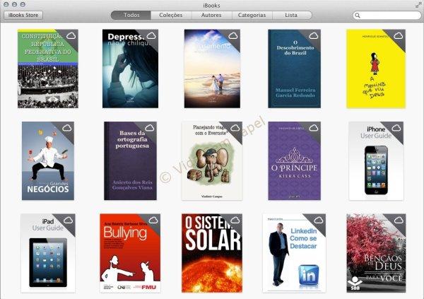 iBooks no OS X Mavericks - 03