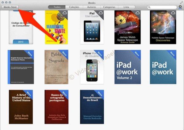 iBooks no OS X Mavericks - 16