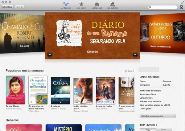 iBooks no OS X Mavericks - 17