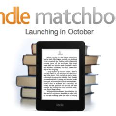 Conheça o Kindle MatchBook