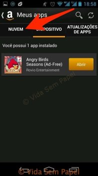 Amazon Appstore Android 13