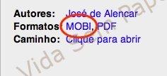 Como converter arquivos PDF no Calibre 13
