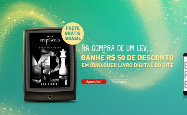 saraiva lev black friday