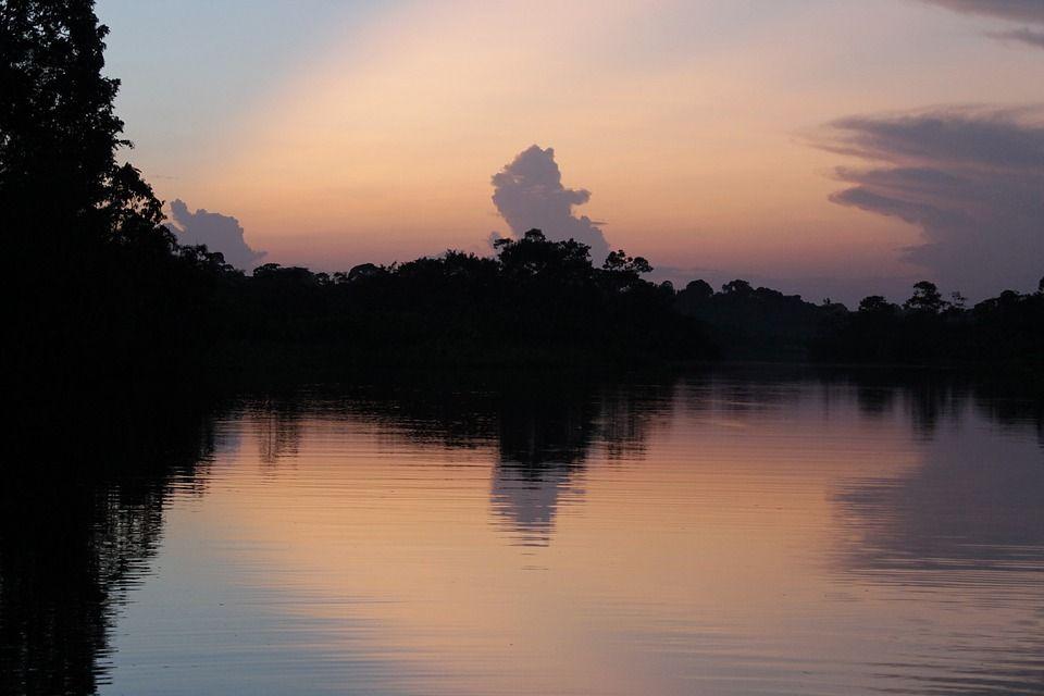 río amazonía