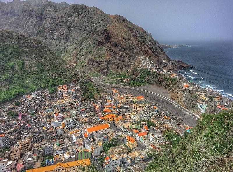 Fontaínhas, Santo Antão, Cabo Verde