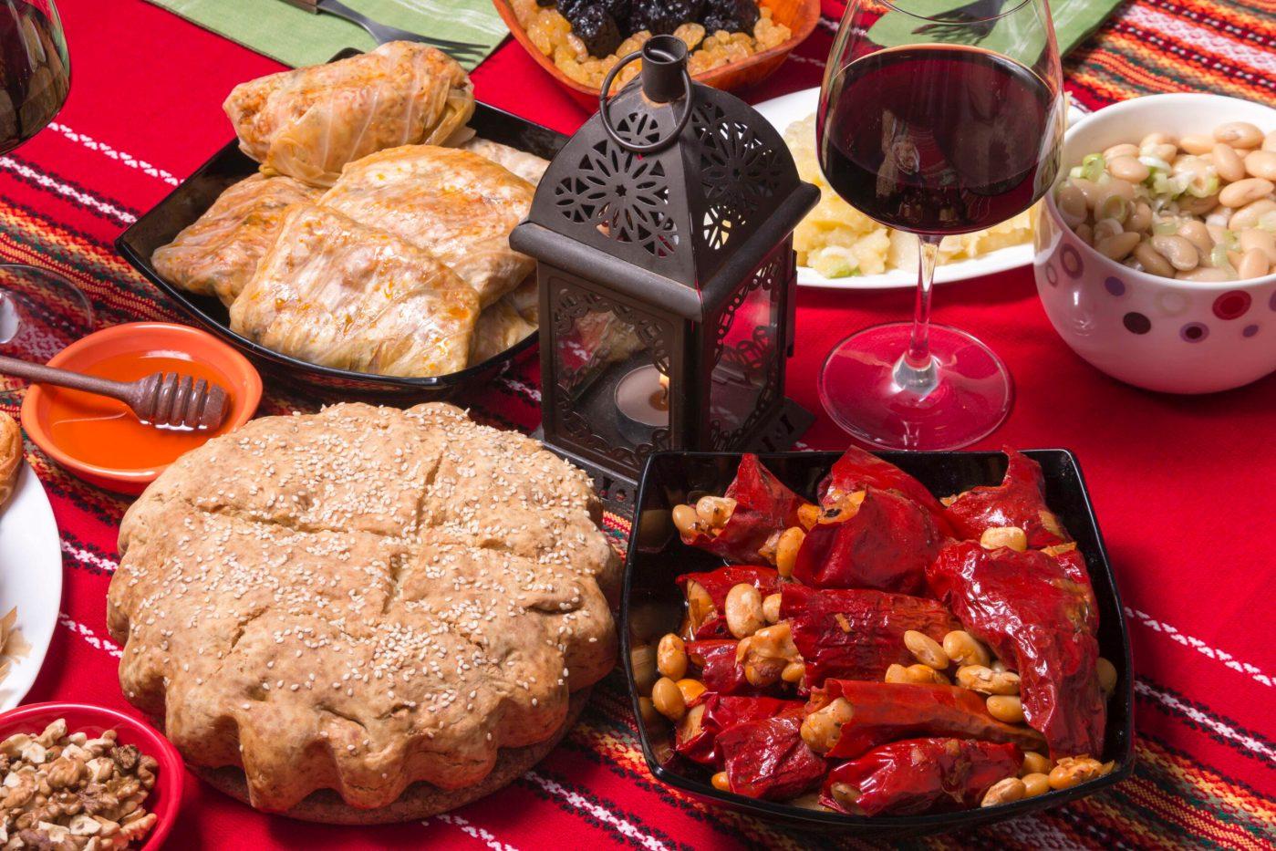 Natal na Bulgária e 11 pratos da ceia de Natal