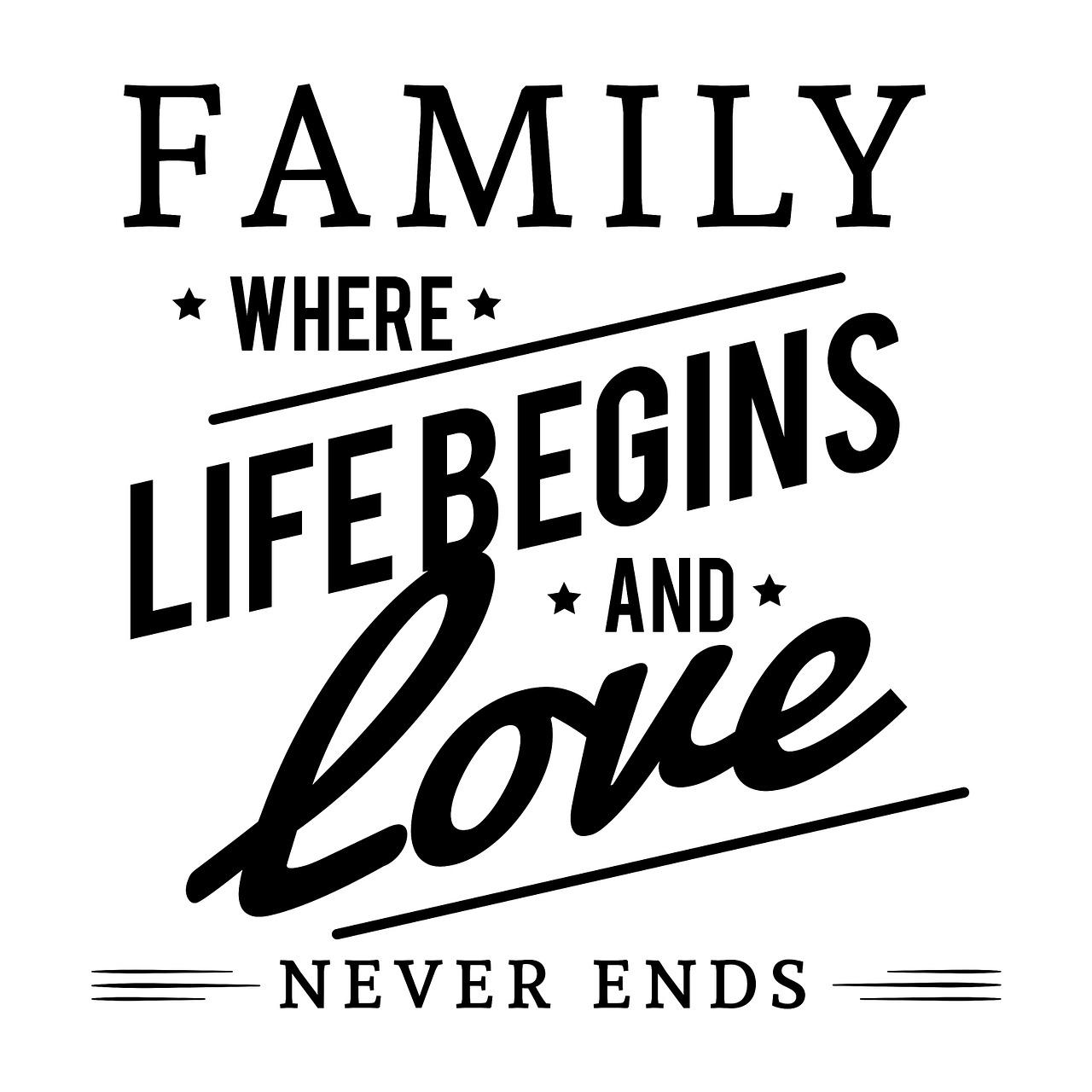 Vida em Família em Países Diferentes