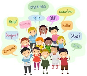 As línguas dos filhos: ser bilingue num mundo global