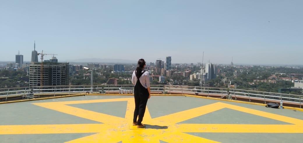 """As """"férias grandes"""" de Verão no Quénia"""