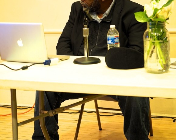 VIDA Reads with Writers – Fred Moten!