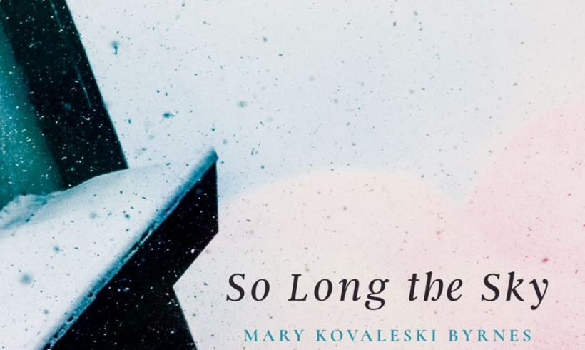 VIDA Review Reviews! Mary Kovaleski Byrnes' So Long the Sky