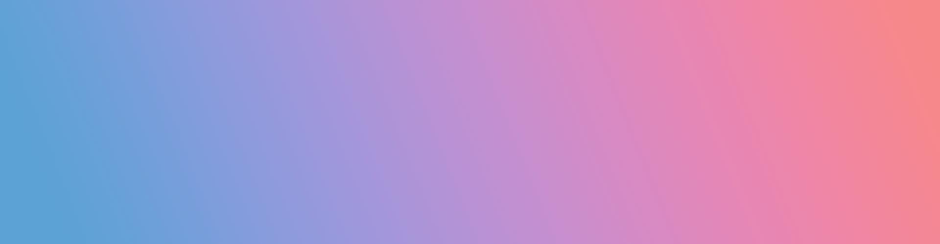 VIDA gradient blue to pink