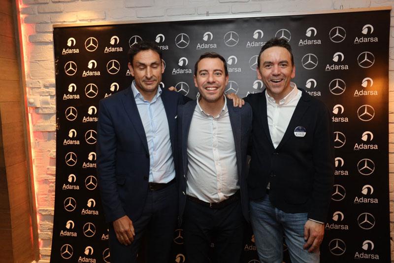 Evento Mercedes Benz Salamanca Alfredo Matallana Vida&Comida