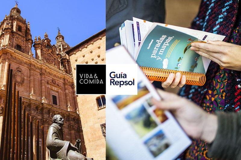 Vida&Comida Guía Repsol 2019 Salamanca Recomendado