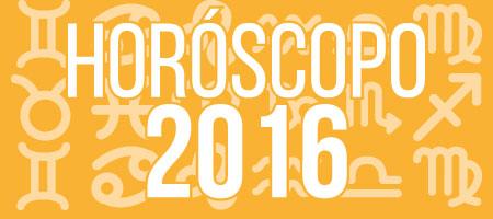 El horóscopo 2016 ya esta aquí!