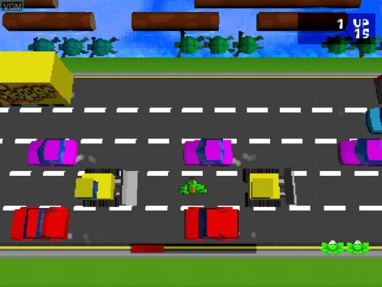 Frogger PS1 ROM #12